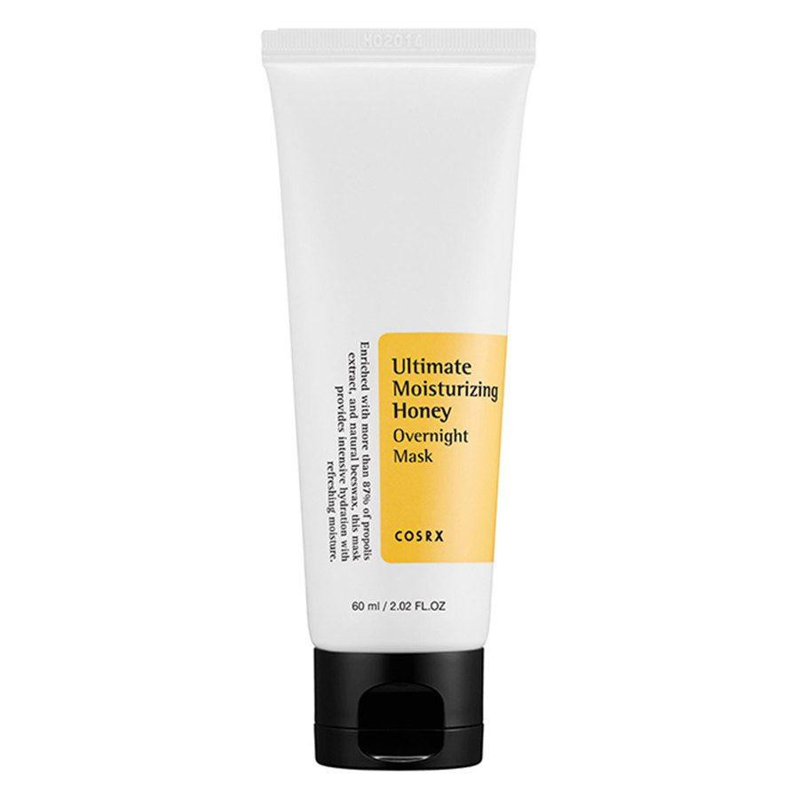 COSRX Ultimate Moisturizing Honey Overnight Mask, 60ml