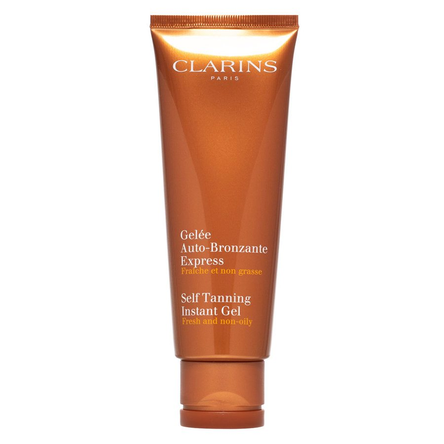 Clarins Self-Tanning Instant Gel Face and Body (125ml)