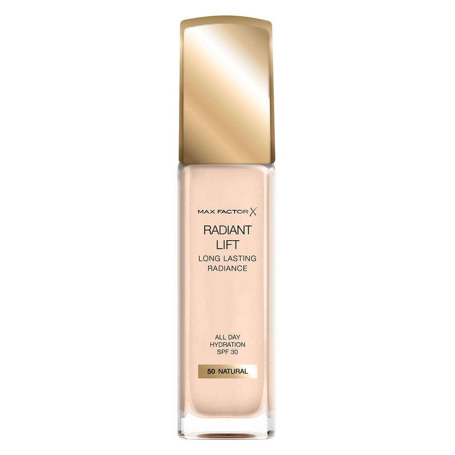 Max Factor Radiant Lift Foundation (30 ml), #50 Natural