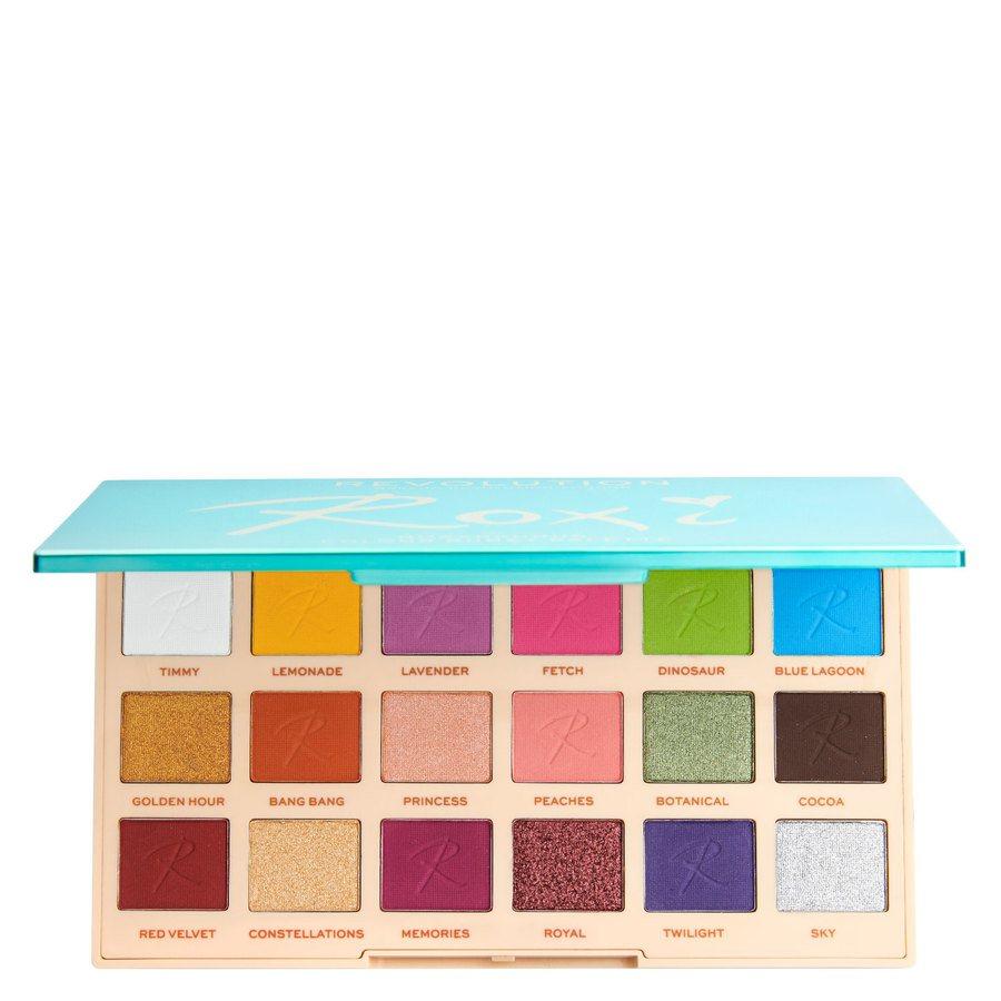 Makeup Revolution X Roxi Palette Color Burst Shadow (18 x 0,8 g)