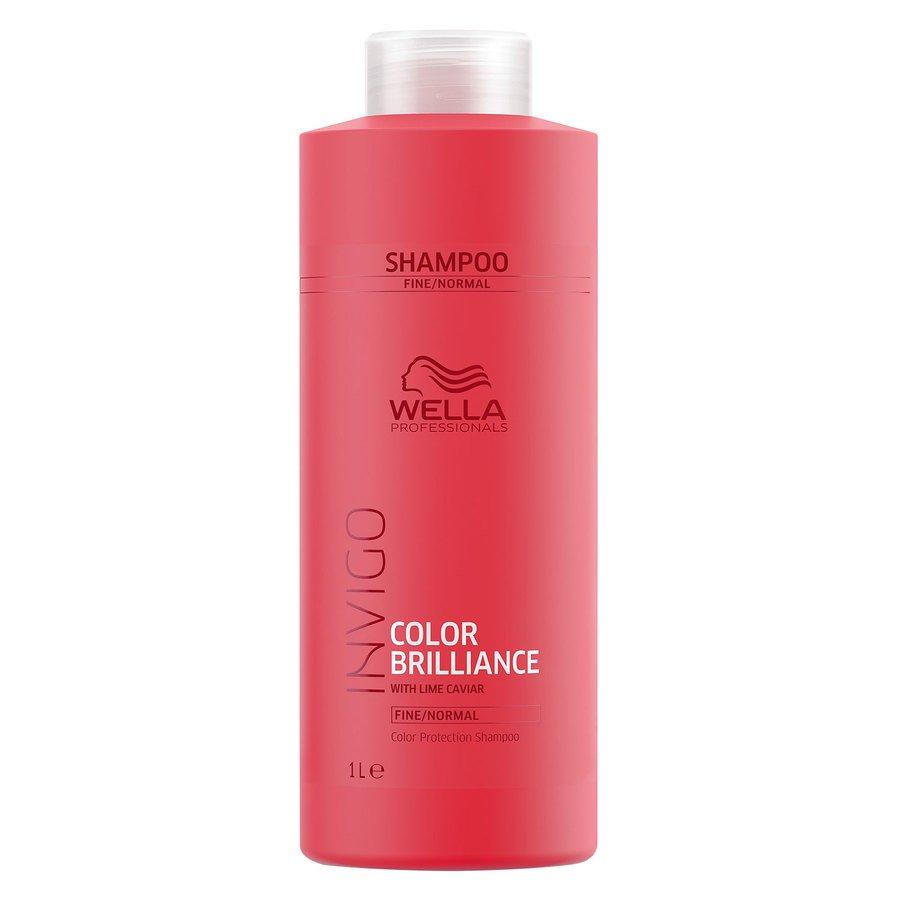 Wella Professionals Invigo Color Brilliance Szampon Fine Hair (1l)