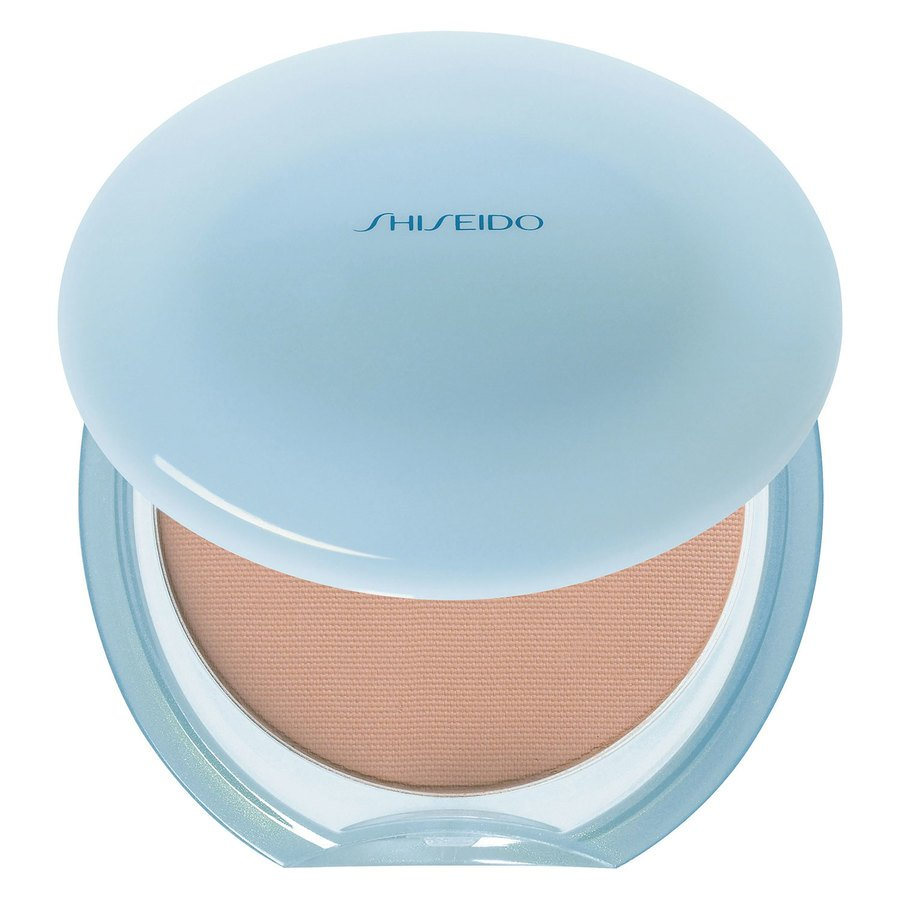 Shiseido Mattifying Compact Oil-Free Foundation, 10 Light Ivory (11 g)