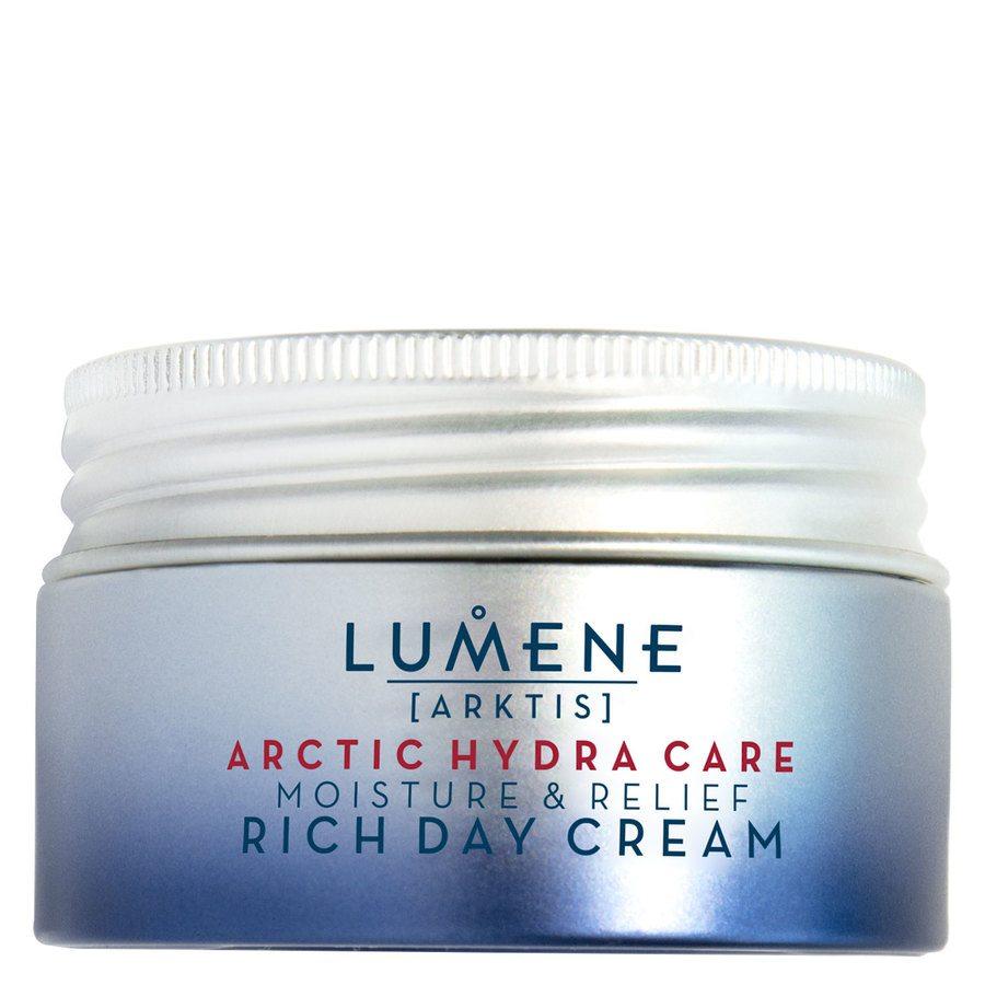 Lumene Artic Hydra Care Moisture & Relief Rich Day Cream 50 ml
