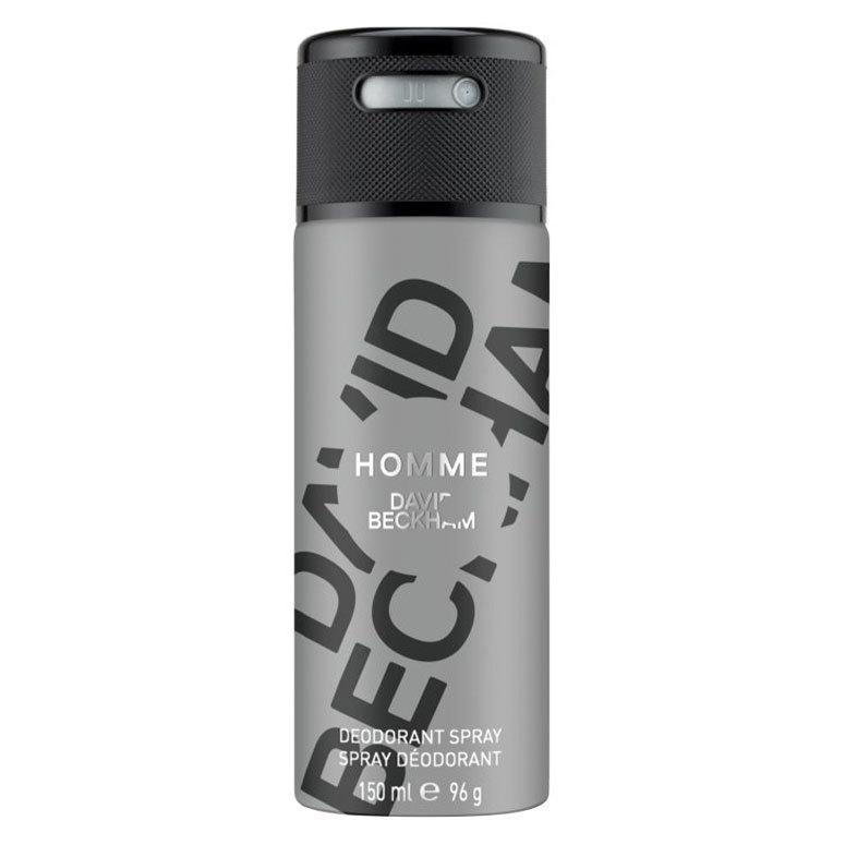 David Beckham Homme Deodorant Body Spray 150ml