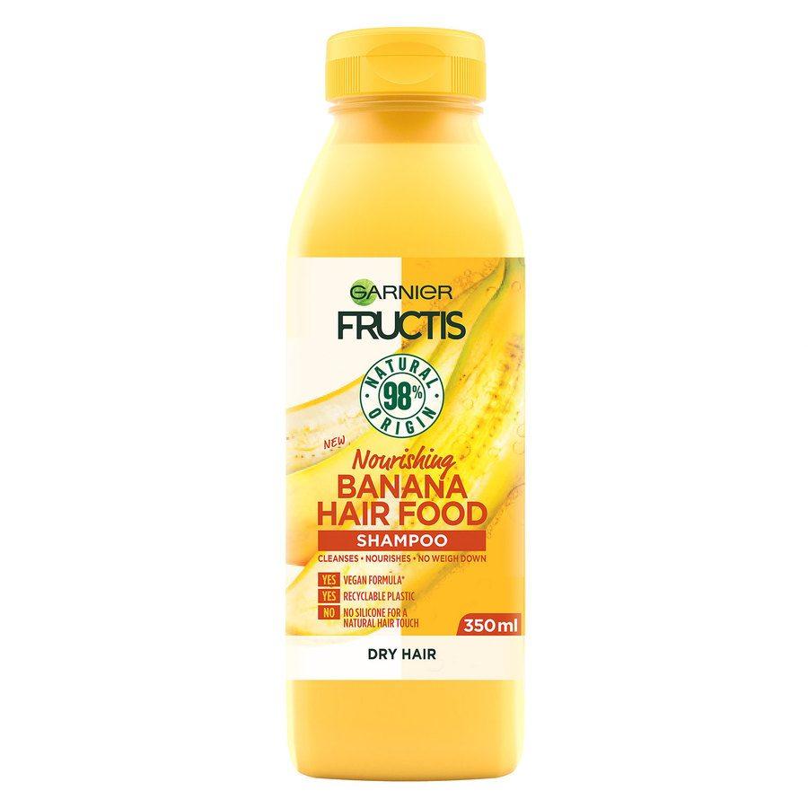 Garnier Fructis Hair Food Shampoo Banana (350 ml)