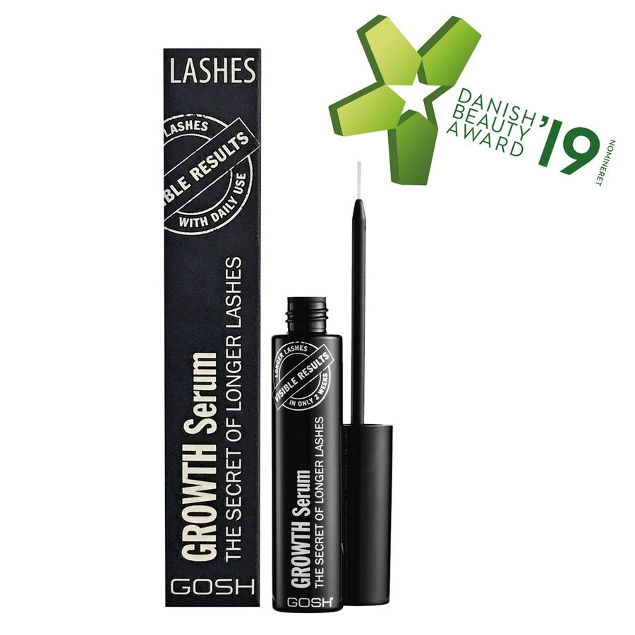 GOSH Growth Serum The Secret Of Longer Lashes (6 ml)