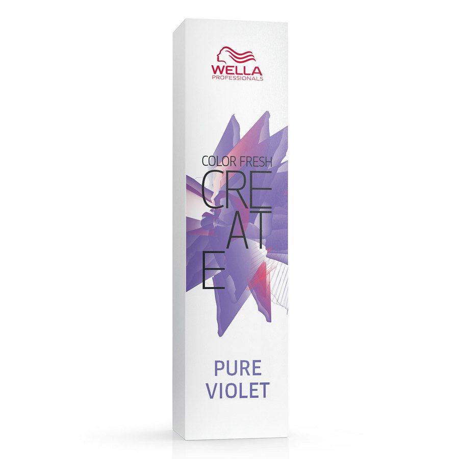 Wella Professionals Color Fresh Create Pure Violet (60 ml)