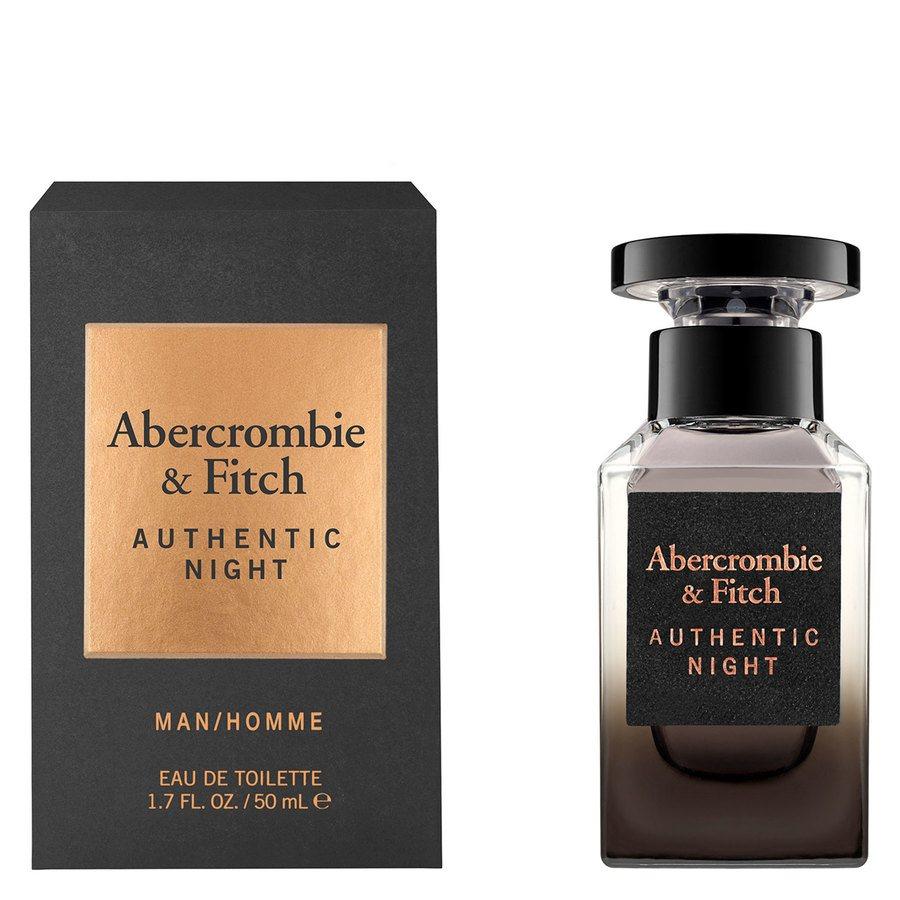 Abercrombie & Fitch Authentic Night Eau De Toilette (50 ml)