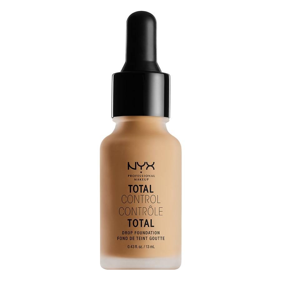 NYX Professional Makeup Total Control Drop Foundation Classic Tan TCDF12 (13ml)