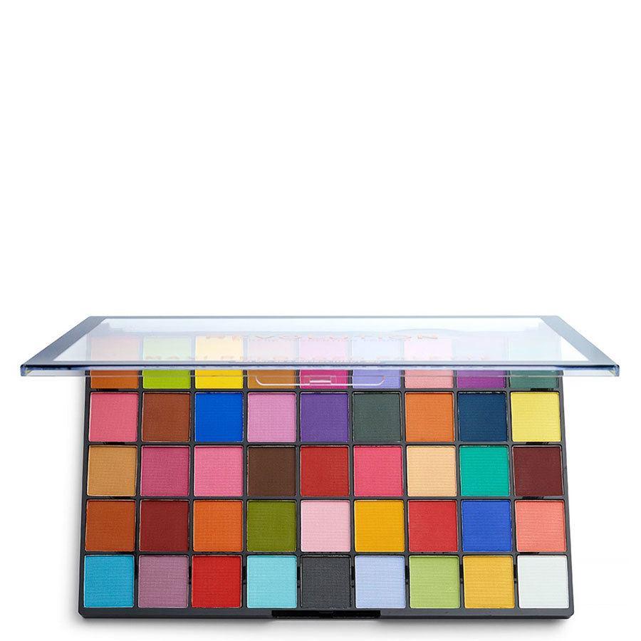 Makeup Revolution Maxi Reloaded Palette, Monster Mattes