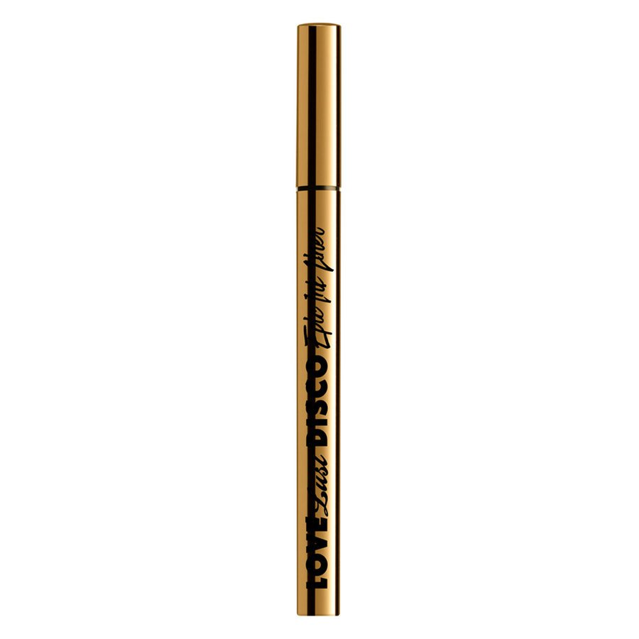 NYX Professional Makeup Epic Ink Liner Waterproof Limited Edition (1 ml), # 01 Black