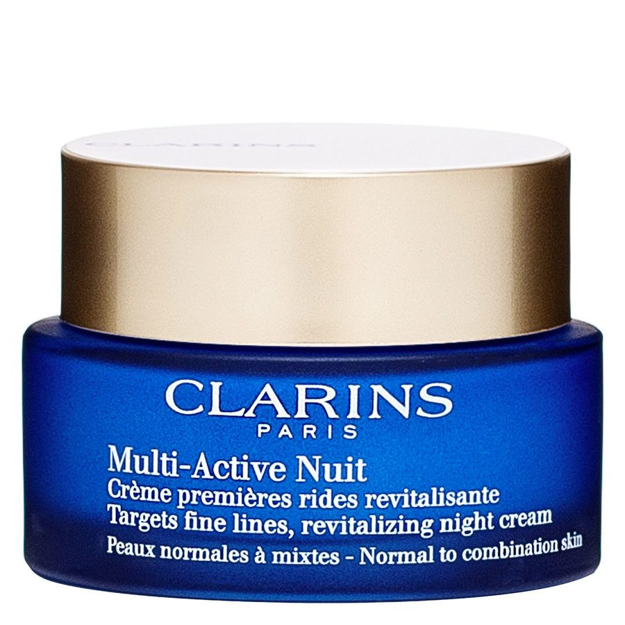 Clarins Multi Active Nuit Night Cream for Normal To Combination (50ml)