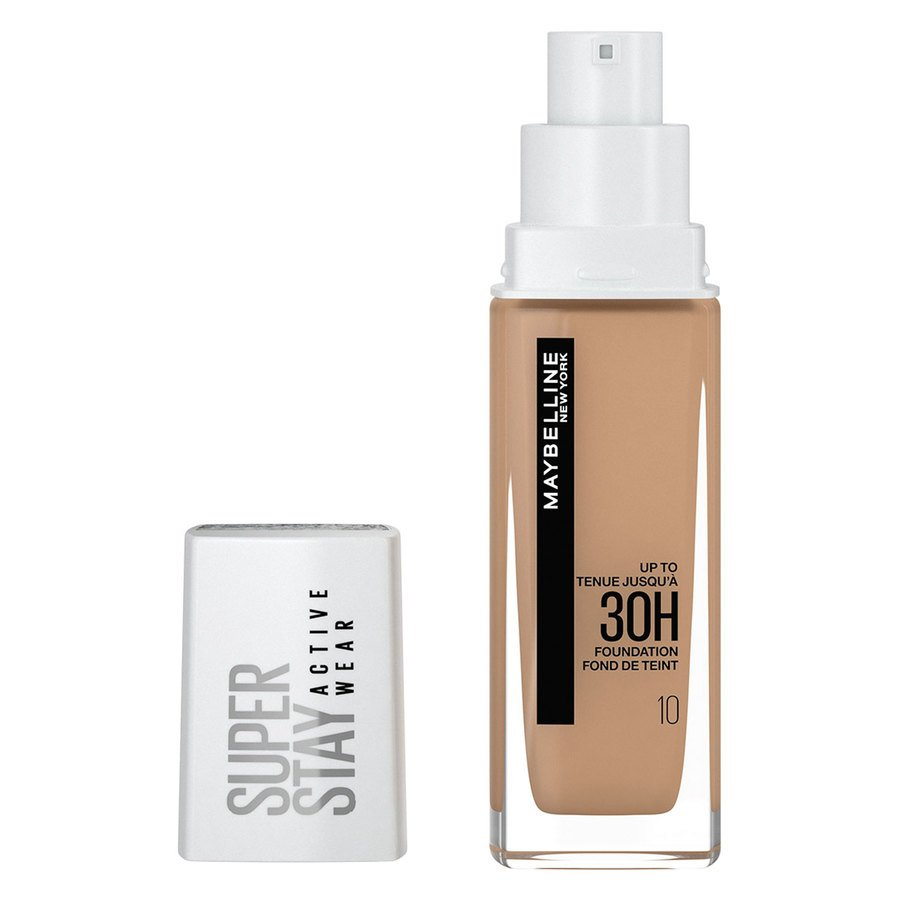 Maybelline 30H Superstay Active Wear Foundation 30ml, Ivory