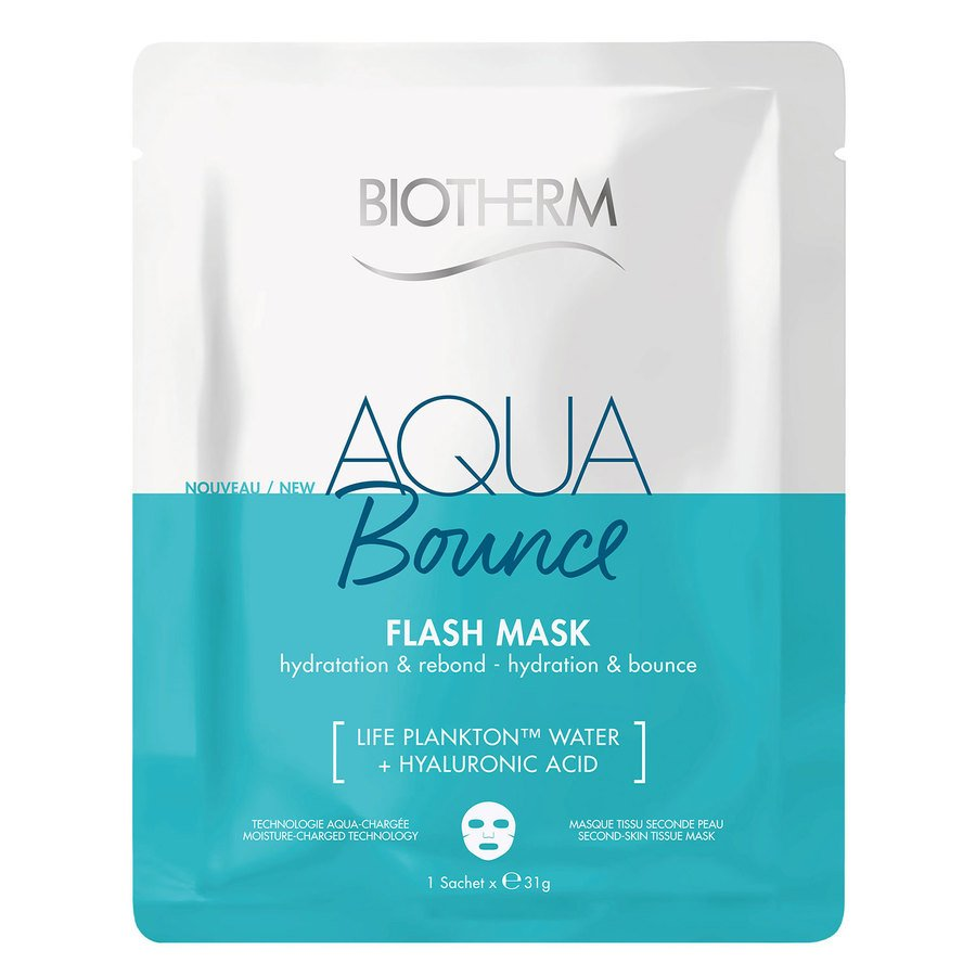 Biotherm Aqua Bounce Flash Mask 31g