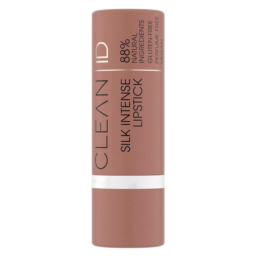 Catrice Clean ID Silk Intense Lipstick 3,3g, 020 Perfectly Nude