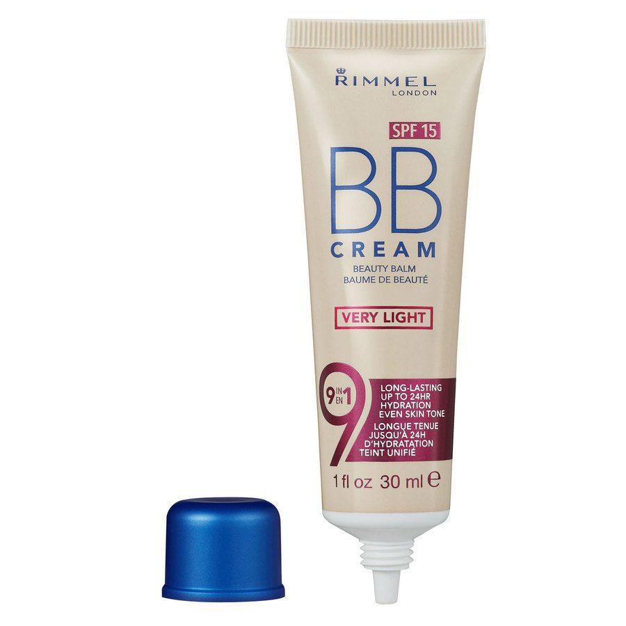 Rimmel London Match Perfection BB Cream (30ml), #000 Very Light