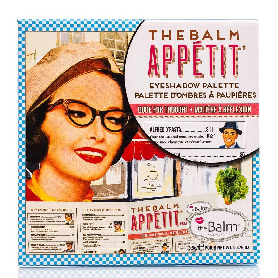 The Balm Appetite Eyeshadow Palette (13,5 g)