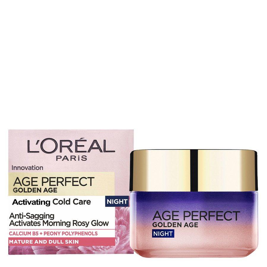L'Oréal Paris Age Perfect Golden Age Night Cream (50ml)