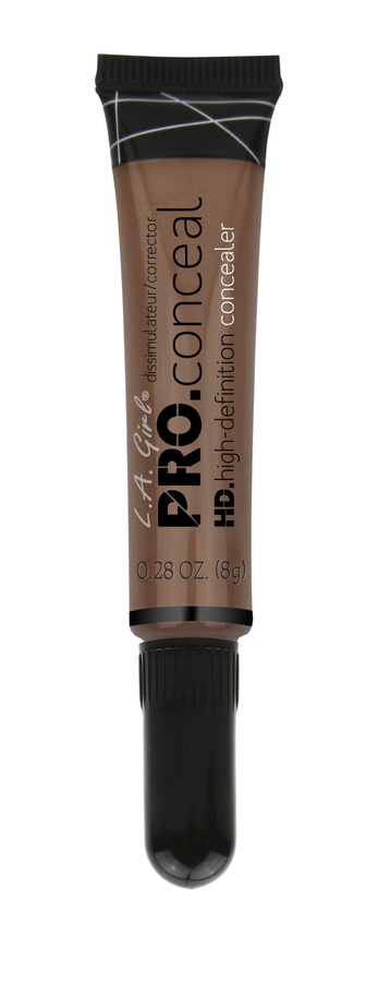 L.A. Girl Cosmetics Pro Conceal HD Concealer, Dark Cocoa GC988 (8 g)