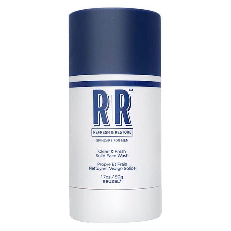 Reuzel Clean & Fresh Solid Face Wash Stick 50ml
