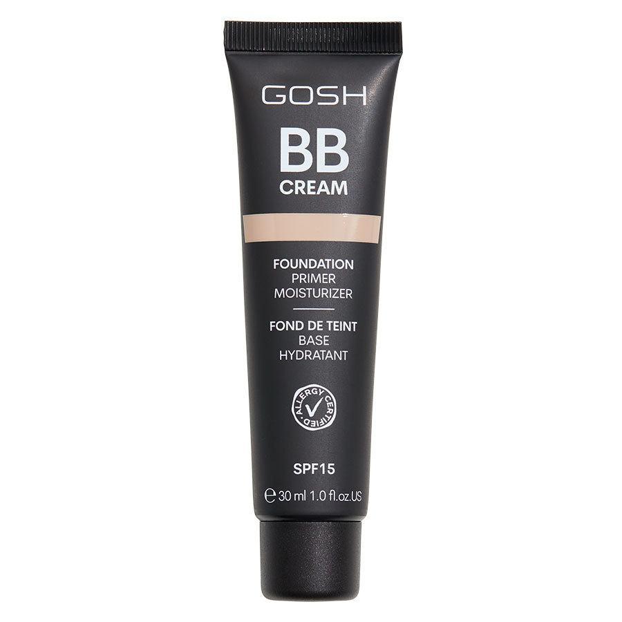 GOSH BB Cream Foundation (30 ml), #002 Beige