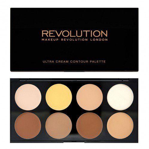 Makeup Revolution Ultra Cream Contour Palette (13 g)
