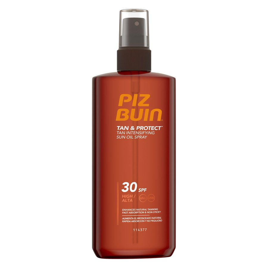 Piz Buin Tan & Protect Tan Intensifying Oil SPF30 150ml