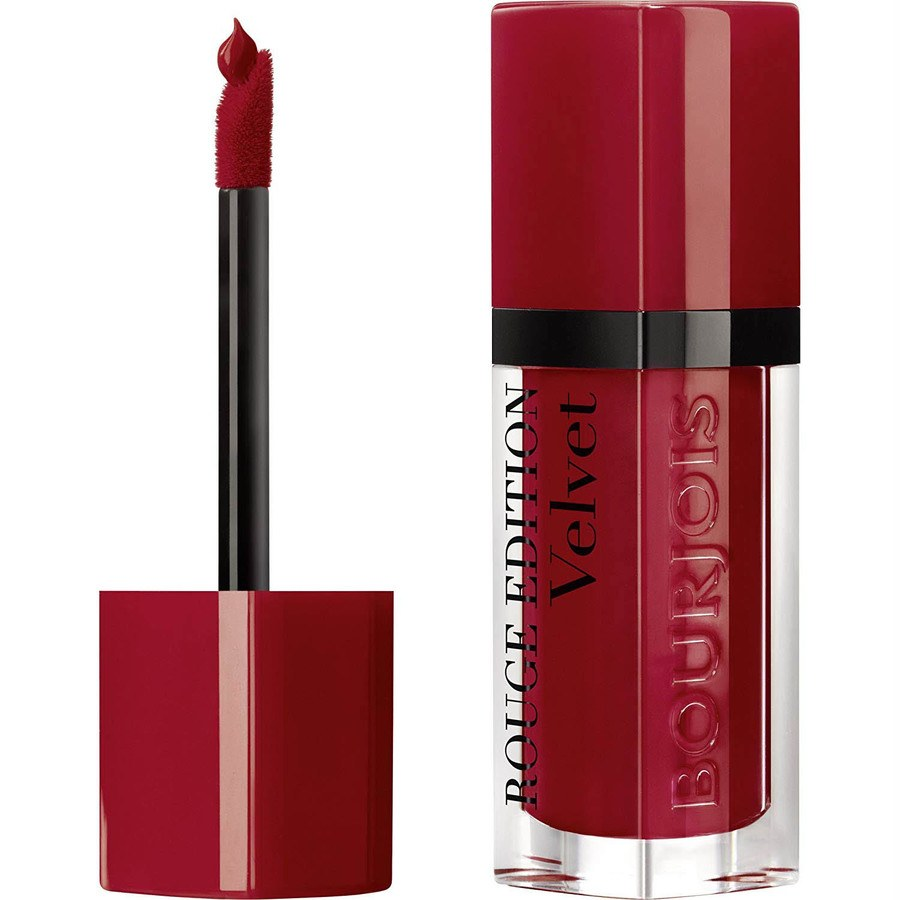Aksamitna pomadka Bourjois Rouge Edition 15 Red-Volution (6.7 ml)
