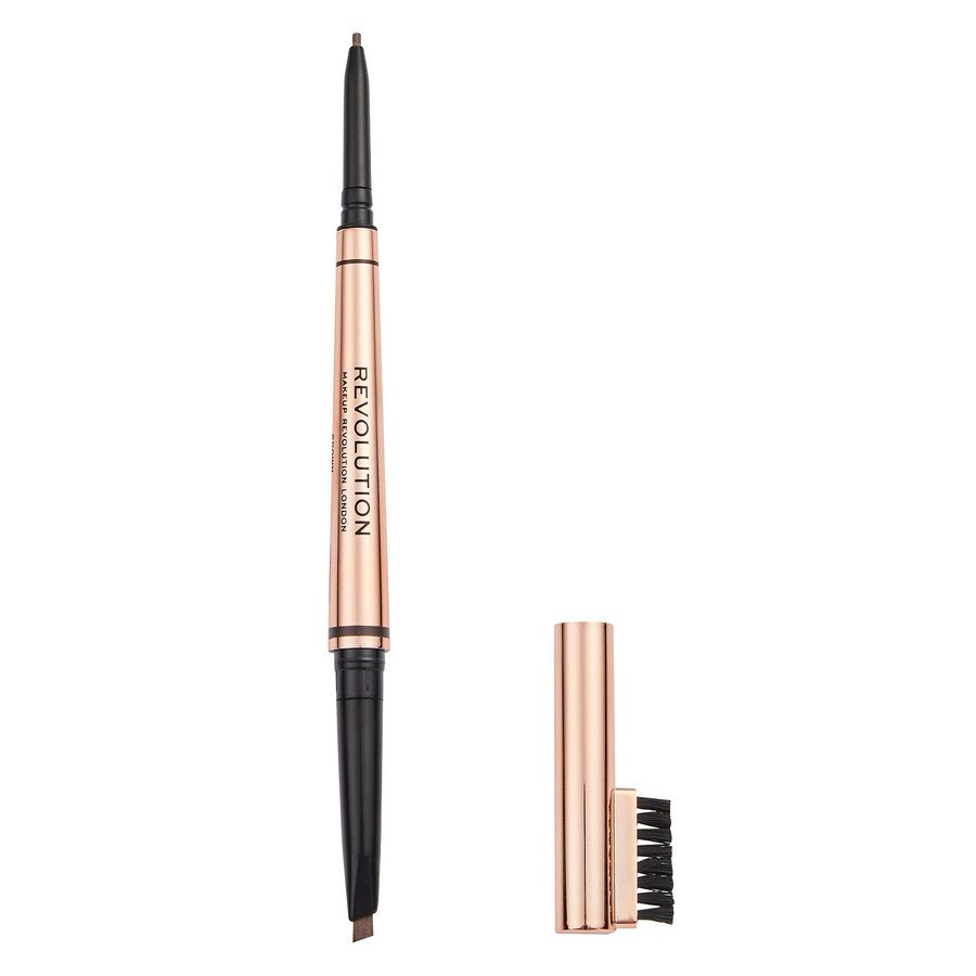 Revolution Beauty Makeup Revolution Balayage Brow 0,38 g, Brown