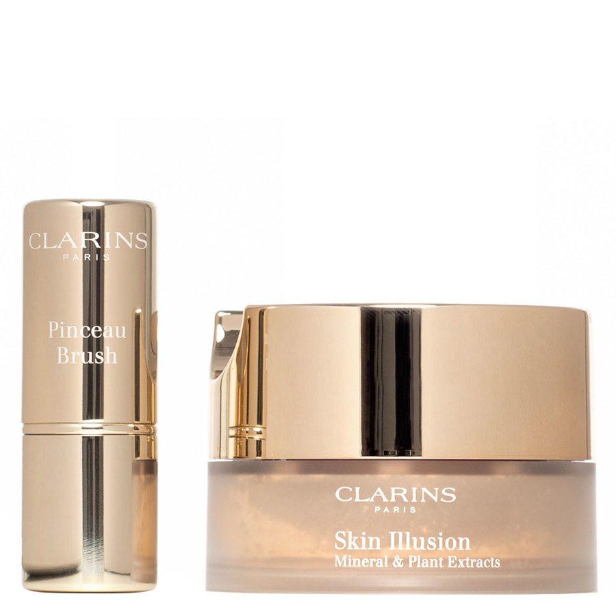 Clarins Skin Illusion Loose Powder Foundation (13g), 105 Nude