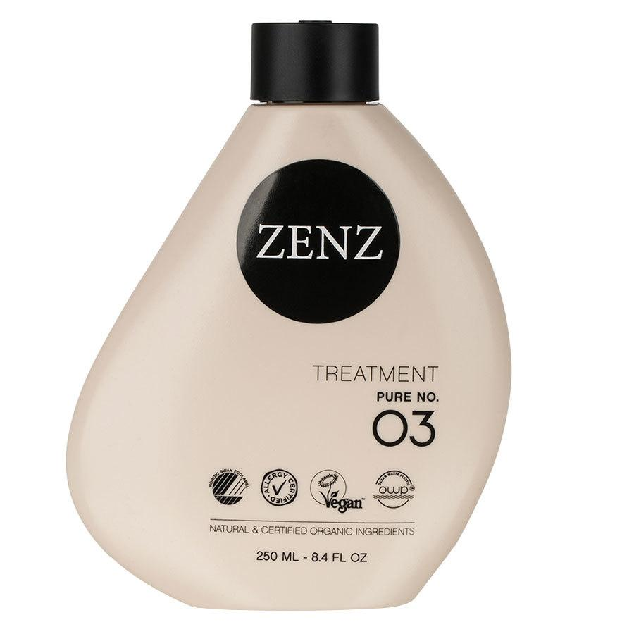 Zenz Organic No. 03 Pure Treatment 250ml