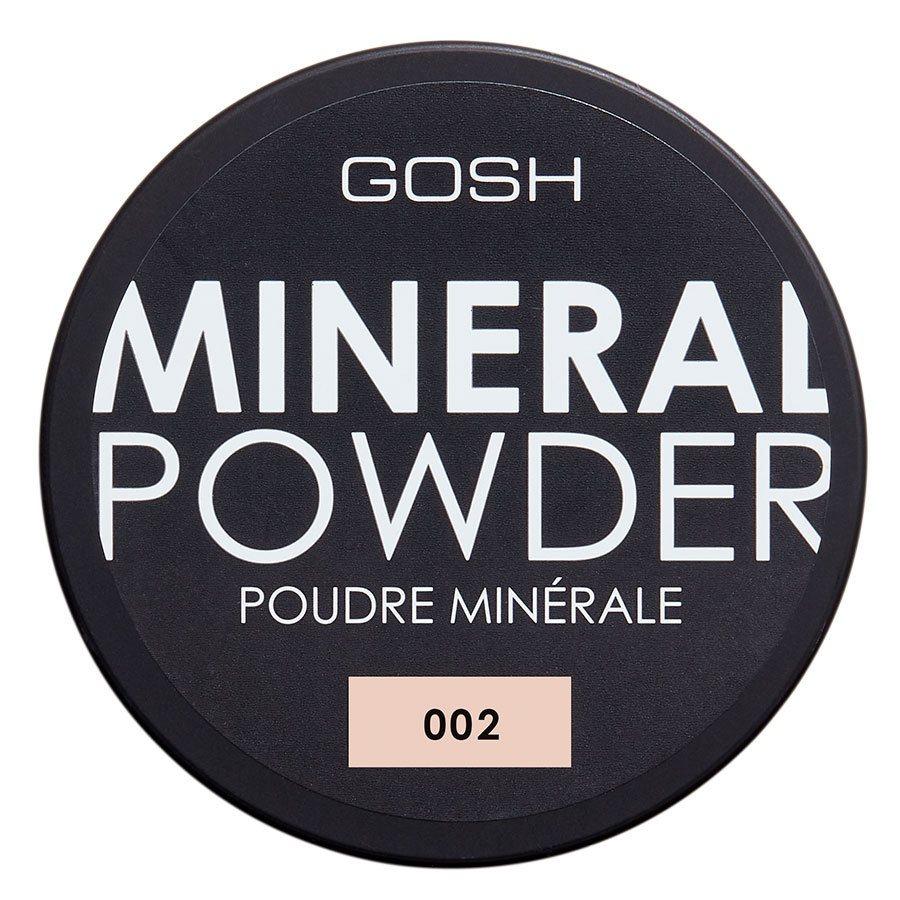 GOSH Mineral Powder (8 g), #002 Ivory