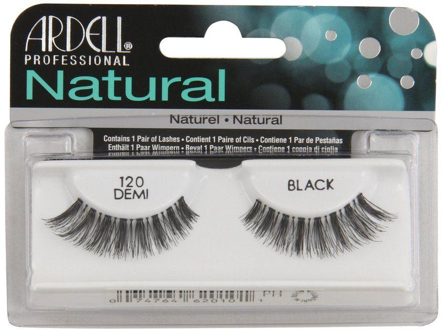 Ardell Natural Fashion Lashes, 120 czarne