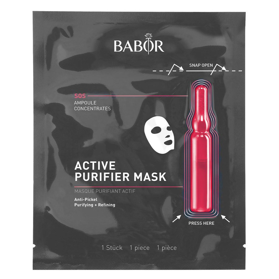 Babor Active Purifier Mask (1 szt.)