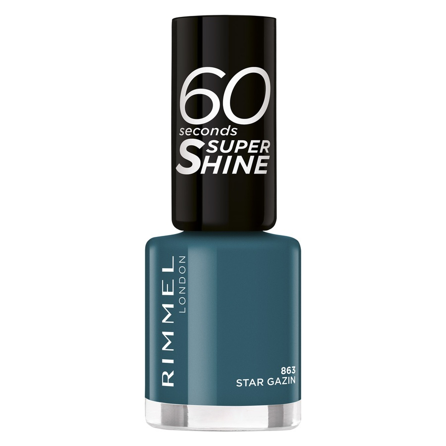 Rimmel London 60 Seconds Super Shine (8 ml), 863