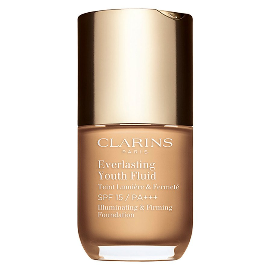 Clarins Everlasting Youth Fluid Foundation 106 Vanilla 30ml