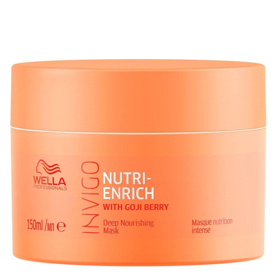 Wella Professionals Invigo Nutri-Enrich Deep Nourishing Mask (150ml)