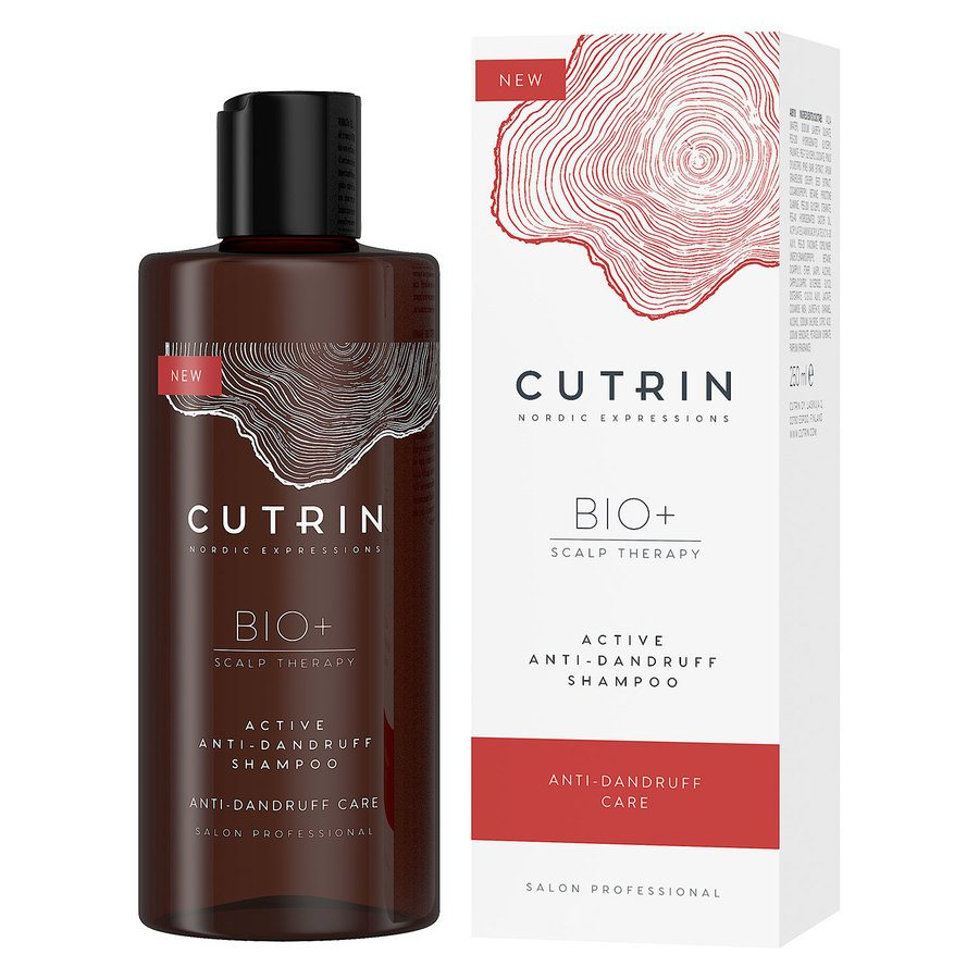 Cutrin BIO+ Active Anti-Dandruff Shampoo (250 ml)