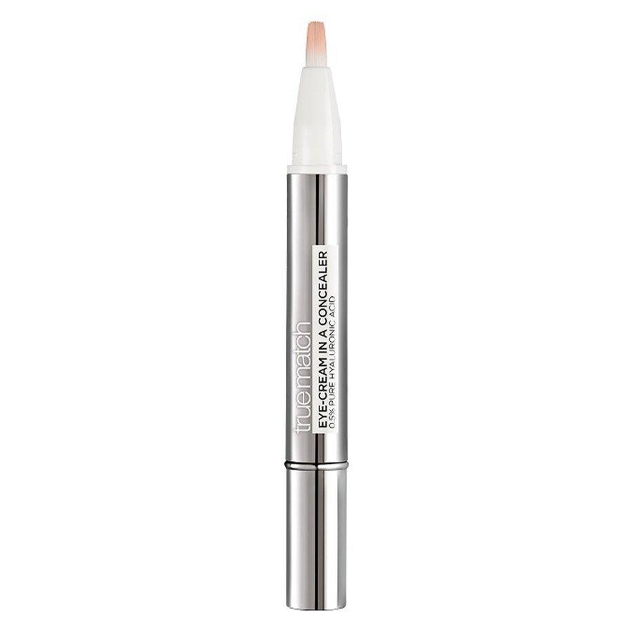 L'Oréal Paris True Match Eye-Cream In A Concealer Rose Porcelain 2ml