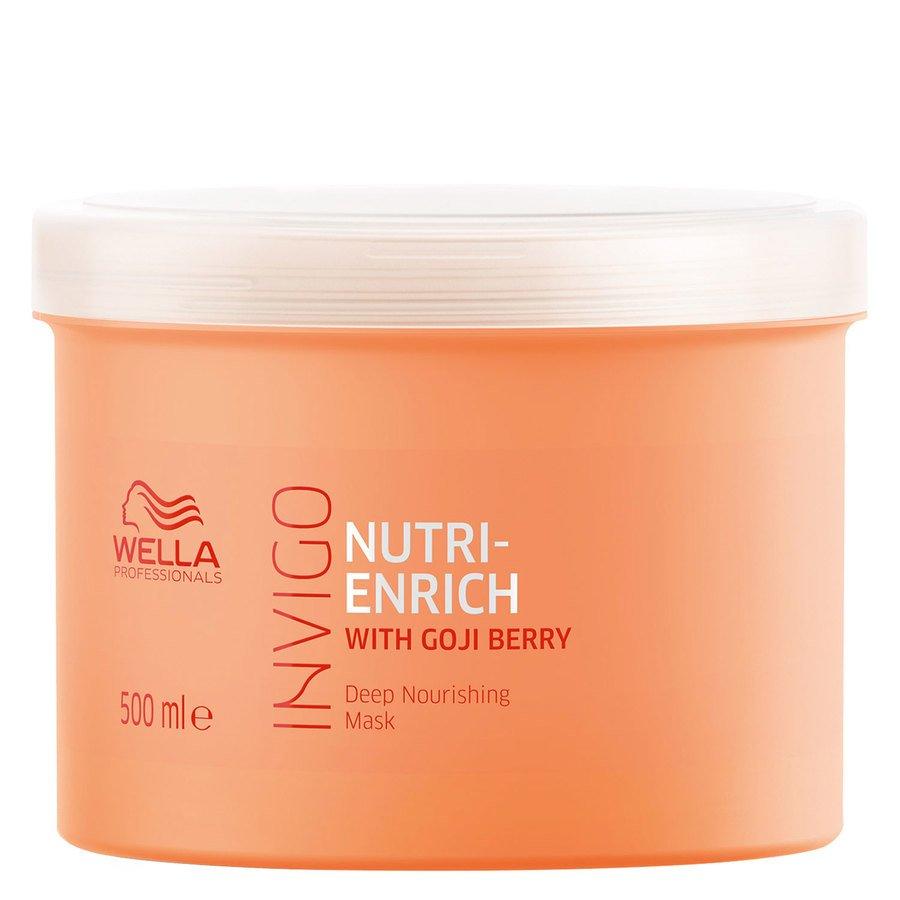 Wella Professionals Invigo Nutri-Enrich Deep Nourishing Mask (500ml)