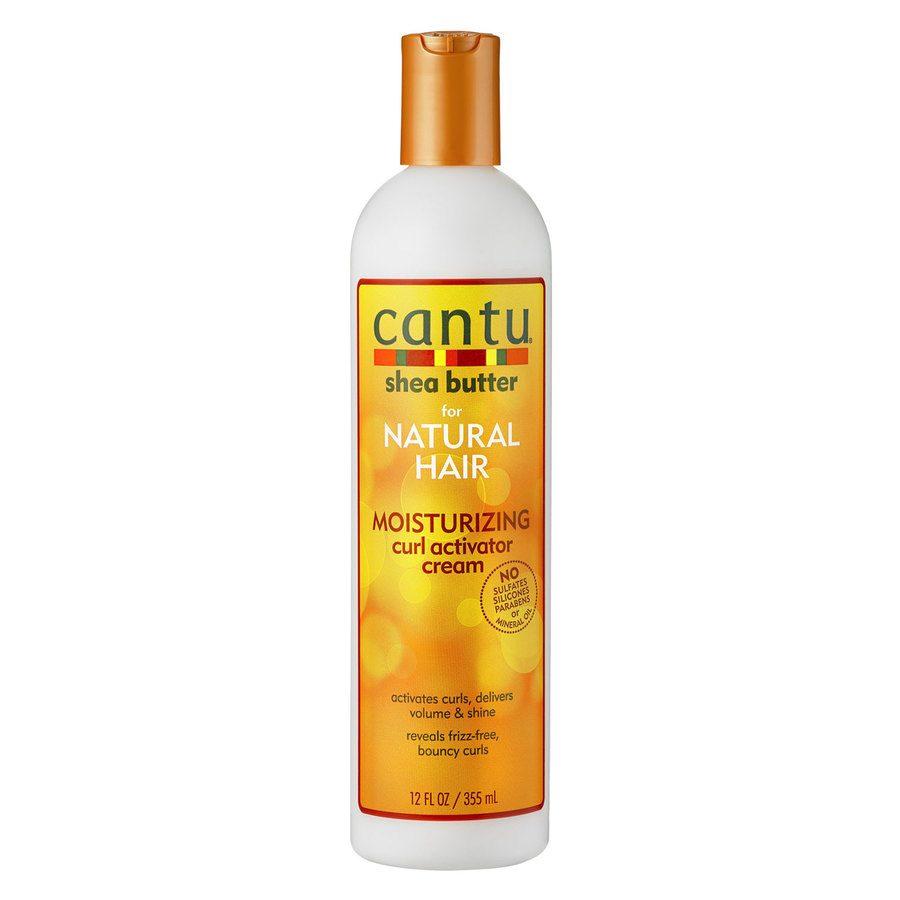 Cantu Shea Butter For Natural Hair Moisturizing Curl Activator Cream (355 ml)