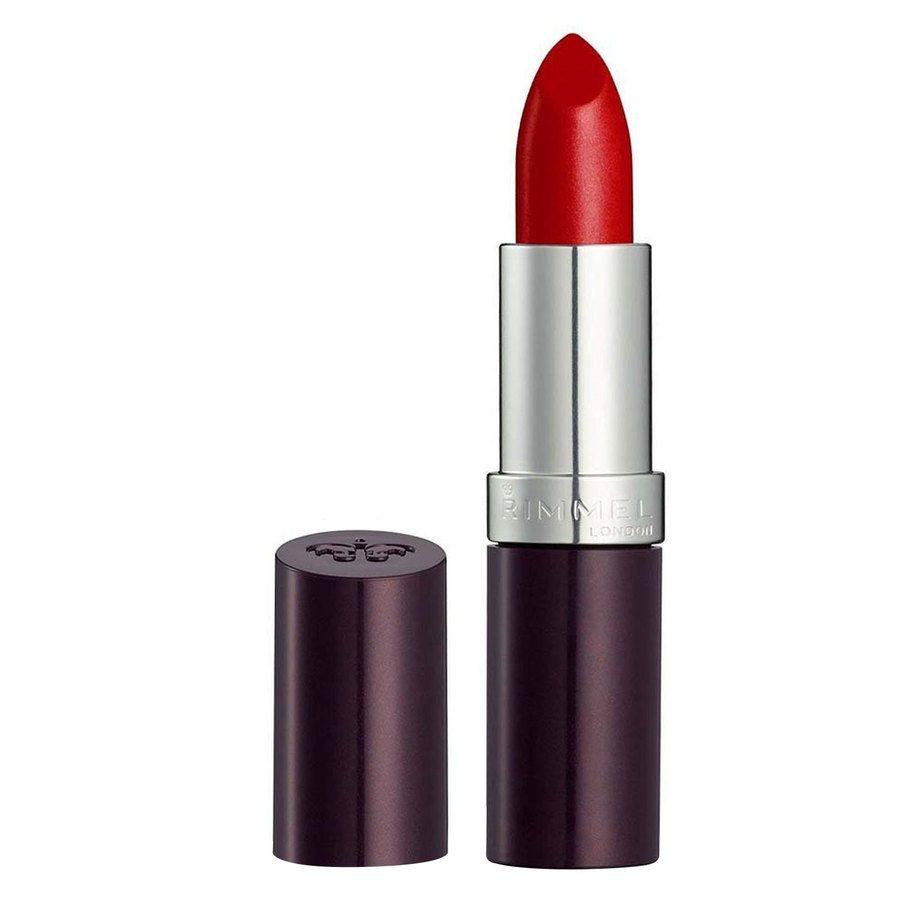 Rimmel London Lasting Finish Lipstick (4g), Alarm