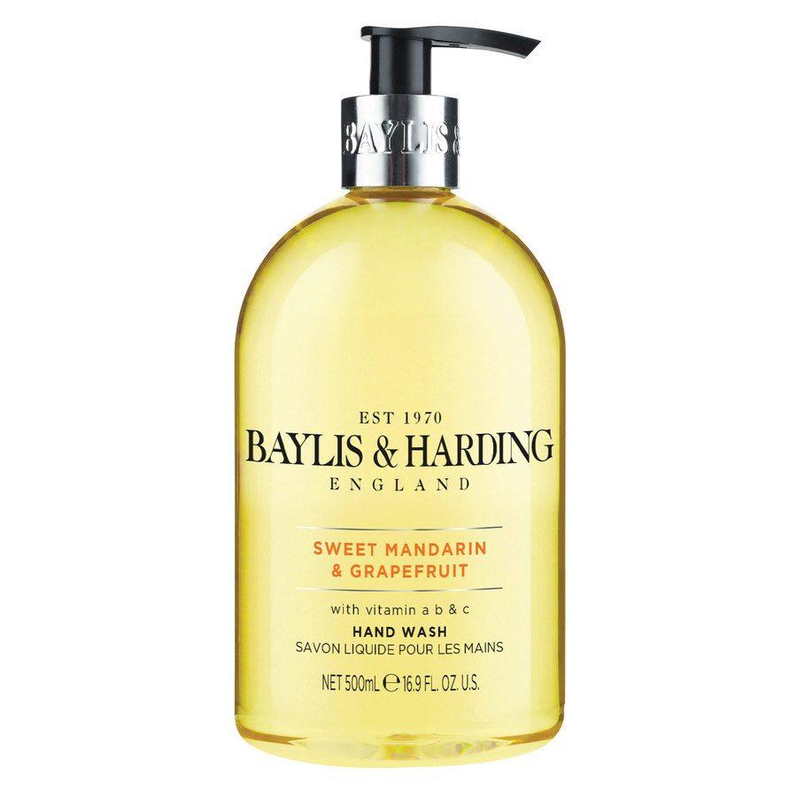 Baylis & Harding Sweet Mandarin & Grapefruit Hand Wash (500 ml)