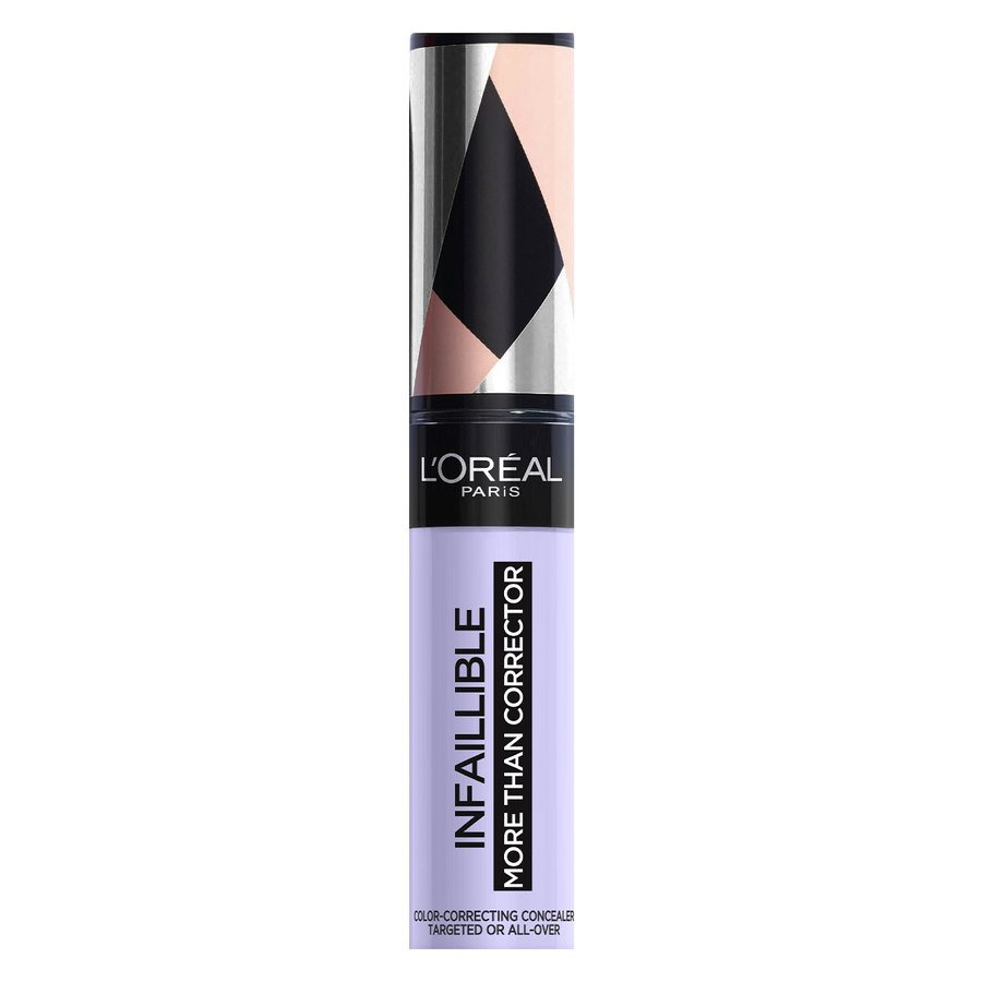 L'Oréal Paris Infaillible More Than Corrector 002 Blue Lavender (11 ml)