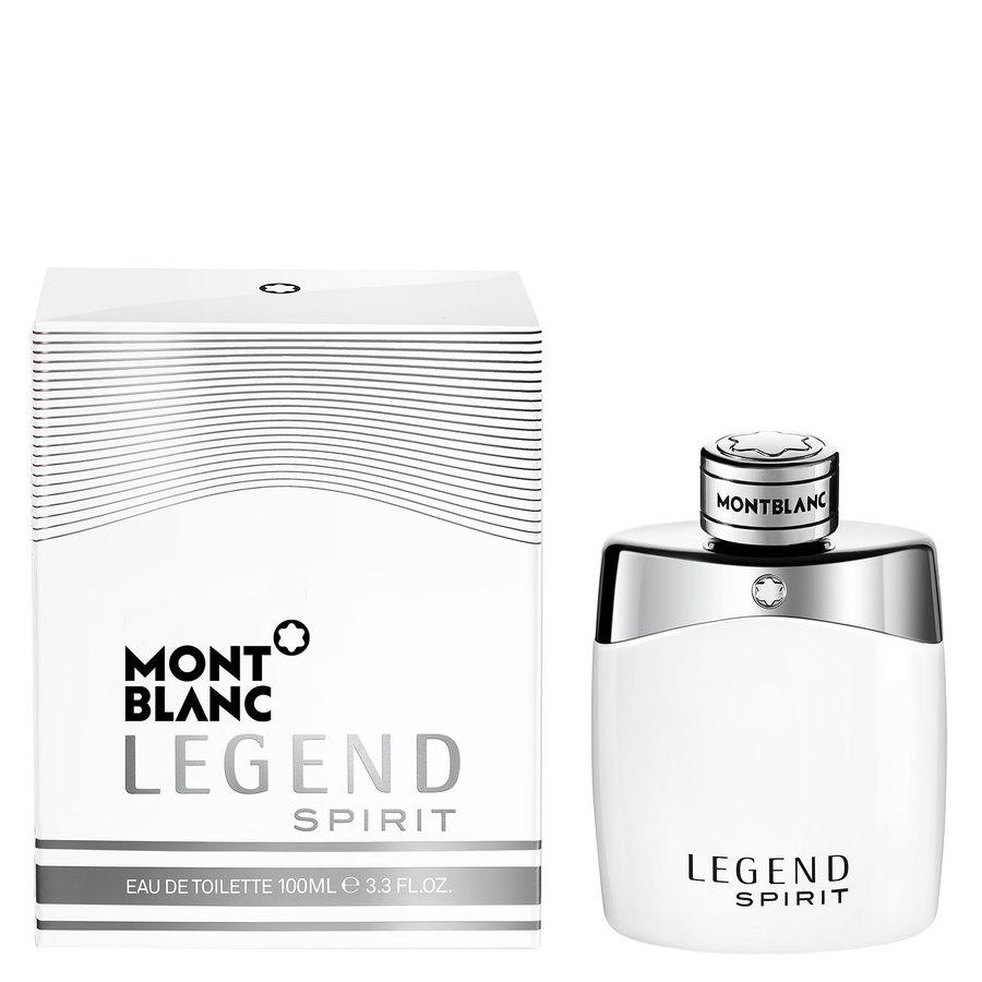 Mont Blanc Legend Spirit Eau De Toilette 100ml