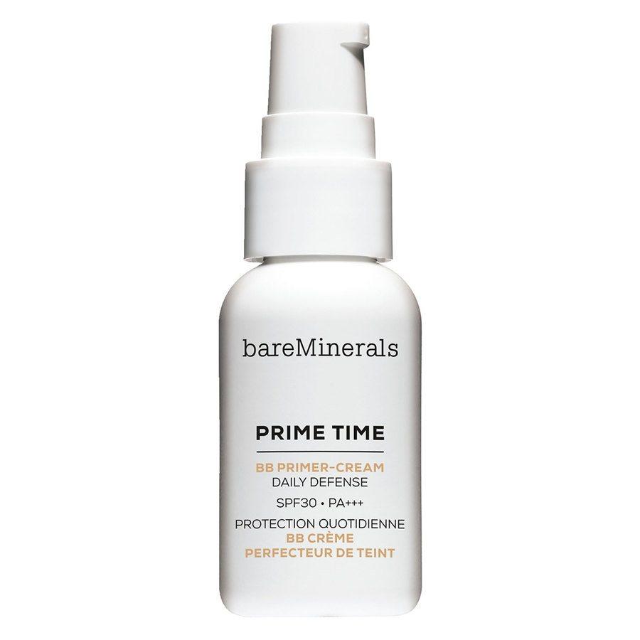 BareMinerals Prime Time BB Primer Cream Daily Defense SPF 30 Light (30ml)