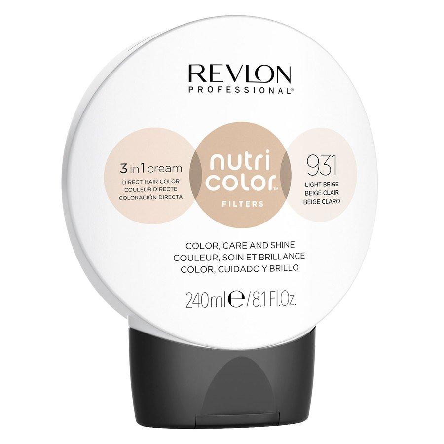 Revlon Professional Nutri Color Filters 240ml, 931
