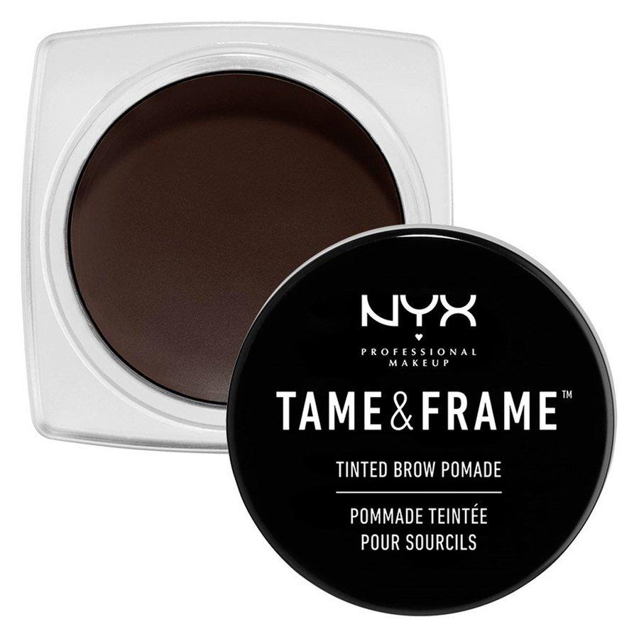 NYX Professional Makeup Tame & Frame Tinted Brow Pomade, 05 czarny