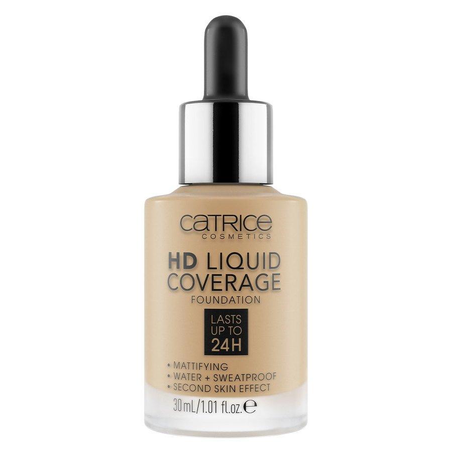 Catrice HD Liquid Coverage Foundation 30ml, 046 Camel Beige