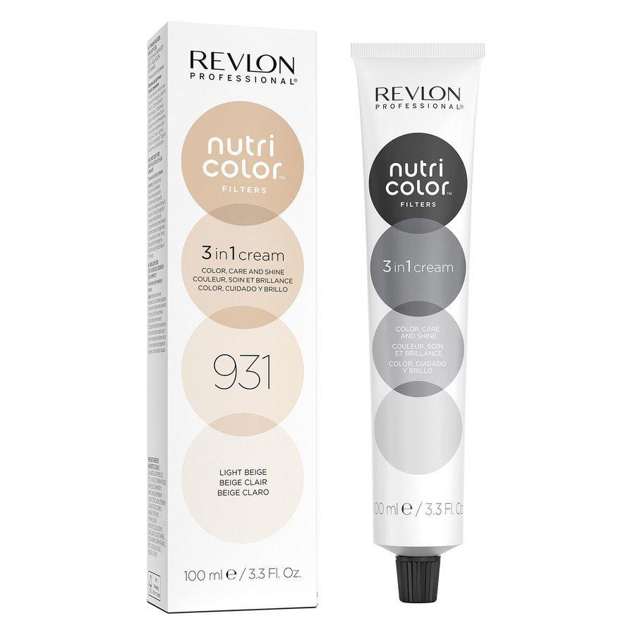 Revlon Professional Nutri Color Filters 100ml, 931